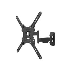 Newstar - Led-w430 - montaggio a parete (full-motion) led-w430black