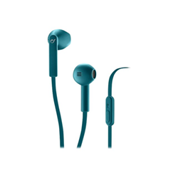 Auricolari con microfono Cellular Line - Loud Verde