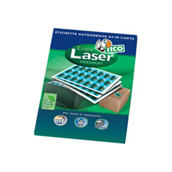 Image of Etichette Copy laser premium - etichette - 1600 etichette - 105 x 37 mm lp4w-10537