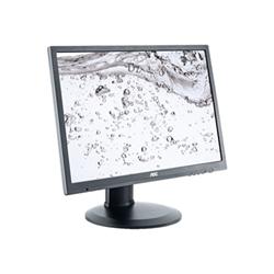 "Écran LED AOC Pro-line M2060PWQ - Écran LED - 19.53"" - 1920 x 1080 Full HD (1080p) - MVA - 250 cd/m² - 3000:1 - 5 ms - VGA, DisplayPort - haut-parleurs - noir"