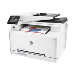 Imprimante laser multifonction HP LaserJet Pro MFP M274n - Imprimante multifonctions - couleur - laser - Legal (216 x 356 mm) (original) - A4/Legal (support) - jusqu'à 18 ppm (copie) - jusqu'à 18 ppm (impression) - 150 feuilles - USB 2.0, LAN, hôte USB