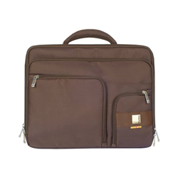 "Borsa Urban Factory - Moda laptop bag 13.3/14.1"" black borsa trasporto notebook mdc04uf"