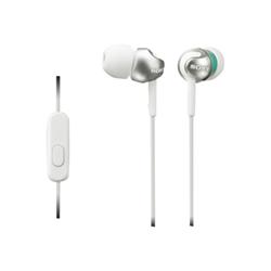 Auricolari con microfono Sony - MDR-EX110AP Bianco