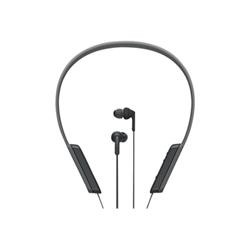 Sony MDR-XB70BT - Écouteurs avec micro - intra-auriculaire - sans fil - Bluetooth - NFC* - noir