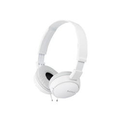 Cuffie Sony - MDR-ZX110 Bianco