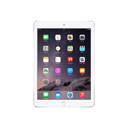 "Tablette tactile Apple iPad Air 2 Wi-Fi + Cellular - Tablette - 64 Go - 9.7"" IPS (2048 x 1536) - 4G - argenté(e)"
