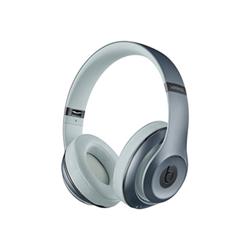 Beats by Dr. Dre Studio - Casque avec micro - pleine taille - sans fil - Bluetooth - Suppresseur de bruit actif - sky - pour 12.9-inch iPad Pro; 9.7-inch iPad Pro; iPad (3rd generation); iPad 1; 2; iPad Air