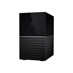 Nas Western Digital - My Book Duo 12TB WDBFBE0120JBK