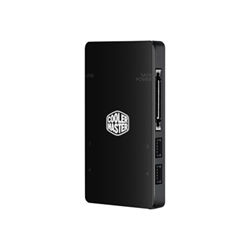 Cabinet Cooler Master - Rgb led controller dispositivo di controllo led ventola mfy-rcsn-nnudk-r1