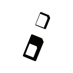 Custodia Cellular Line - NANO SIM ADAPTER PLUS NANO A SIM/MI