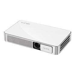 Videoproiettore VIVITEK - Videoproiettore wifi tascabile bian