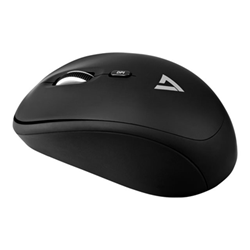 Mouse V7 - Wireless optical 4 button mouse
