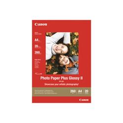Carta fotografica Canon - Photo paper plus glossy ii pp-201 - carta fotografica - extra-lucida 2311b060