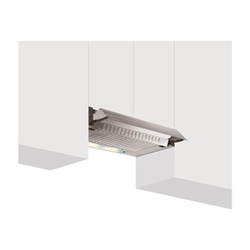 Cappa Glem Gas - GHE601SI Sottopensile 60 cm 172 m3/h Argento
