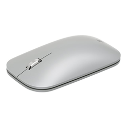 Mouse Microsoft - Surface mobile mouse - mouse - bluetooth 4.2 - platino kgy-00006