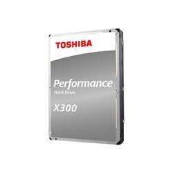 Hard disk interno Toshiba - X300 performance - hdd - 5 tb - sata 6gb/s hdwe150uzsva