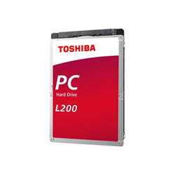 Hard disk interno Toshiba - L200 laptop pc - hdd - 2 tb - sata 6gb/s hdwl120uzsva