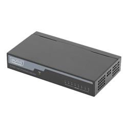 Switch Ednet - Digitus professional - switch - 8 porte - unmanaged dn-60012