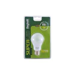 Lampadina LED BEGHELLI - Super led goccia e27 12w 3000 k