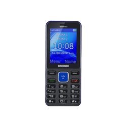 Telefono cellulare Brondi - Cel bar dspl 2.4 color ds memo esp
