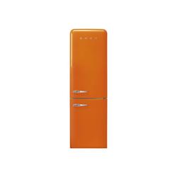 Frigorifero Smeg - FAB32ROR3 Combinato Classe A+++ 60.1 cm No Frost Arancione