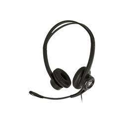 Image of Cuffie con microfono Cuffie stereo usb v7 essentials