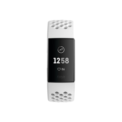 Smartwatch Fitbit - Charge 3 special edition - grafite fb410gmwt-eu