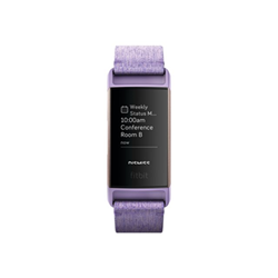 Smartwatch Fitbit - Charge 3 special edition - oro rosa fb410rglv-eu