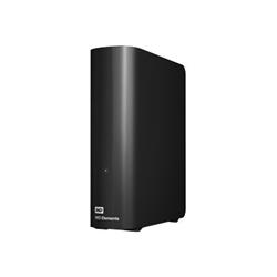 Hard disk esterno Western Digital - Wd elements desktop wdbwlg0100hbk - hdd - 10 tb - usb 3.0 wdbwlg0100hbk-eesn