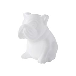 Speaker wireless BigBen Interactive - Bigben Lumin'us Dog Bianco
