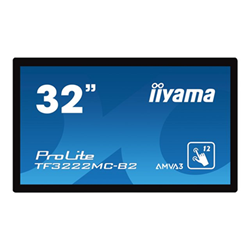 "Monitor LFD IIYAMA - Prolite - monitor a led - full hd (1080p) - 32"" tf3222mc-b2"