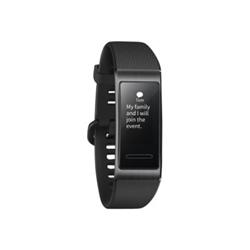 Smartwatch Huawei - Band 3 pro - nero - sistema di monitoraggio attività con cinturino 55023002