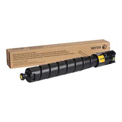 Toner Xerox - Versalink c9000 - alta capacità - giallo - originale - cartuccia toner 106r04080