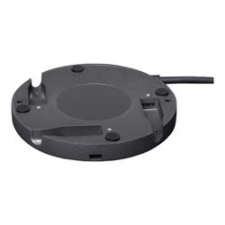 Sistemi per videoconferenza Logitech - Rally mic pod hub - adattatore per interfaccia microfono 939-001647