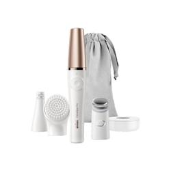Epilatore Braun - Facespa pro 911 - epilatore/detergente viso face911