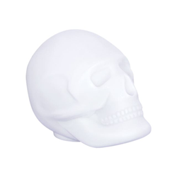 Speaker wireless BigBen Interactive - Bigben Lumin'us Skull Bianco