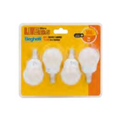 Lampadina LED BEGHELLI - LITE LED5 SFERA 4 pezzi