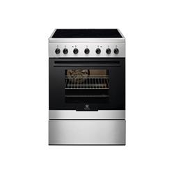 Cucina a gas Electrolux - Ekc61360ox - cucina - libera installazione - acciaio inossidabile 943004766