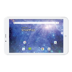 "Tablet MEDIACOM - Smartpad iyo 8 - tablet - android 8.1 (oreo) - 8 gb - 8"" - 3g msp8ay"