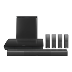 Home cinema Bose - Lifestyle 650 - sistema home theater - canale 5.1 761683-2110