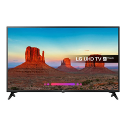 "TV LED LG - 60UK6200PLA 60 "" 4K Ultra HD Smart Flat HDR"