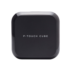 Stampante termica Brother - P-touch cube plus pt-p710bt - stampante per etichette - b/n ptp710btxg1