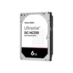 Hard disk interno Western Digital - Wd ultrastar dc hc310 hus726t6taln6l4 - hdd - 6 tb - sata 6gb/s 0b35946