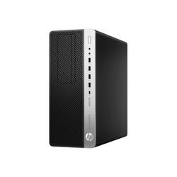 PC Desktop HP - Elitedesk 800 g4 - tower - core i7 8700 3.2 ghz - 16 gb - 512 gb 5jf72et#abz