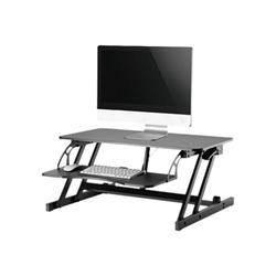 Newstar - Ns-ws200 - convertitore scrivania in piedi ns-ws200black