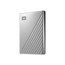 Hard disk esterno Western Digital - Wd my passport ultra for mac wdbkyj0020bsl - hdd - 2 tb wdbkyj0020bsl-wesn