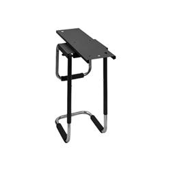 Startech - Startech.com supporto pc per sotto scrivania - base regolabile pc cpumntud