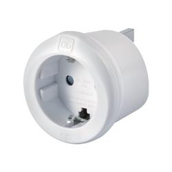 Busta COMPAGNIA DEL VIAGGIO - Go eu-uk adaptor - adattatore connettore alimentazone 540
