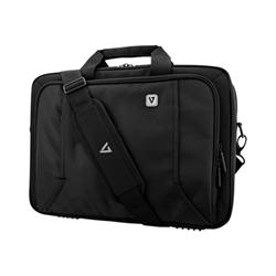 Borsa V7 - Professional toploading borsa trasporto notebook ctp14-blk-9e