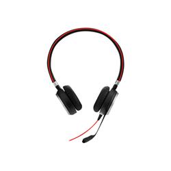 Jabra - Evolve 40 ms stereo - auricolare con microfono 6399-823-189